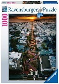 Ravensburger Puzzle San Francisco Lombard Street 1000pcs 16732