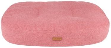 Amiplay Montana Oval Mattress M 61x52x9cm Pink
