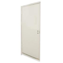 Horizontalioji durų stakta Viljandi HOR7, balta, 690 x 92 x 42 / 29 mm