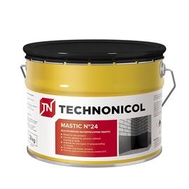 Bituminė mastika Technonicol Nr.24, 3 kg