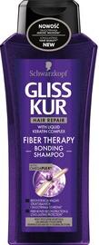 Schwarzkopf Gliss Kur Fiber Therapy Shampoo 400ml