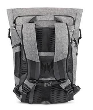 """Acer Notebook Backpack for 15.6"""" Grey/Black"""