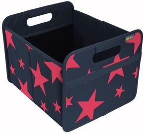 Meori Foldable Box Classic M Marine Blue/Stars Red