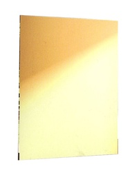 Veidrodis Stiklita, klijuojamas, 75 x 50 cm