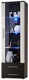 ASM Neo I Display Cabinet Wenge w/ White Door