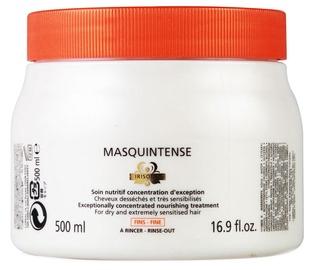 Kaukė plaukams Kerastase Nutritive Masquintense Irisome Fine, 500 ml