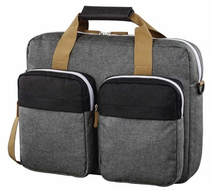 Hama Florence II Notebook Bag 14.01 Black Grey