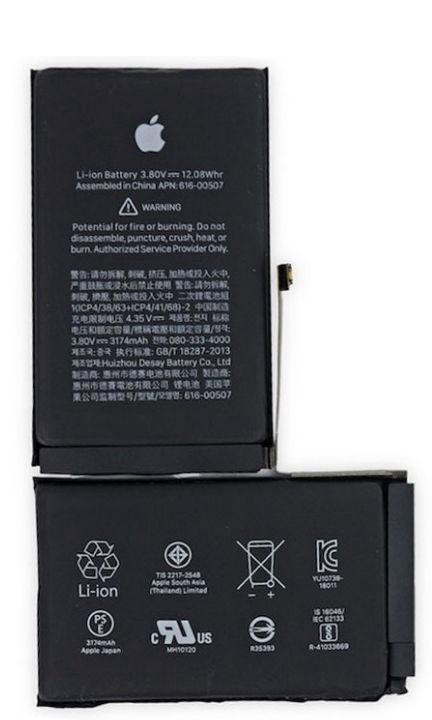 Apple Original Battery Li-Ion For Apple iPhone XS Max 3174mAh OEM
