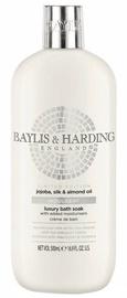Baylis & Harding Jojoba, Silk & Almond Oil Moisturising Bath Soak 500ml