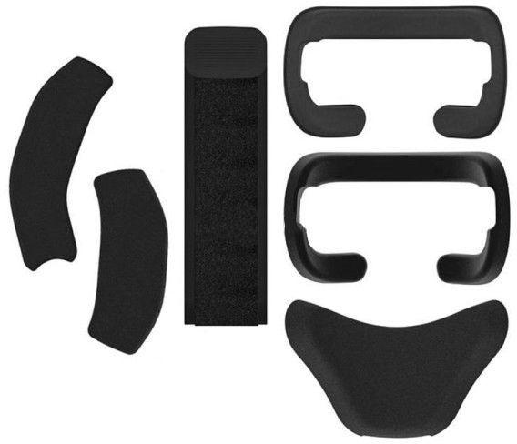 HTC Vive Pro Face Cushion and Belt Set