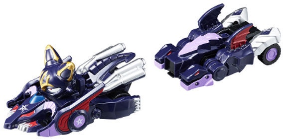 Young Toys Monkart Bitroid Dante