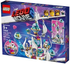 LEGO The Lego Movie 2 Queen Watevra's So-Not-Evil Space Palace 70838