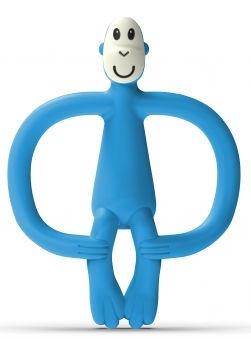 Matchstick Monkey Teether Monkey 3m+ Blue
