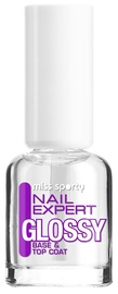 Miss Sporty Nail Expert Glossy Base & Top Coat 8ml