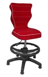 Entelo Petit Black HC+F Size 4 Children Chair VS09 Pink