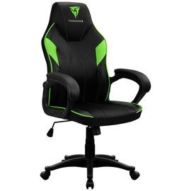 Žaidimų kėdė Thunder X3 EC1 Air Black/Green