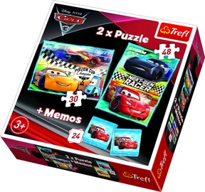 PUZLE SET 30+48+M24 CARS 3 90706T