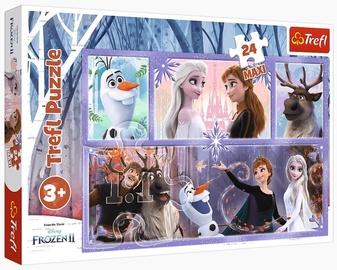 Trefl Maxi Puzzle Frozen II 24pcs 14345
