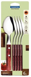 Tramontina Polywood Table Spoon 6pcs