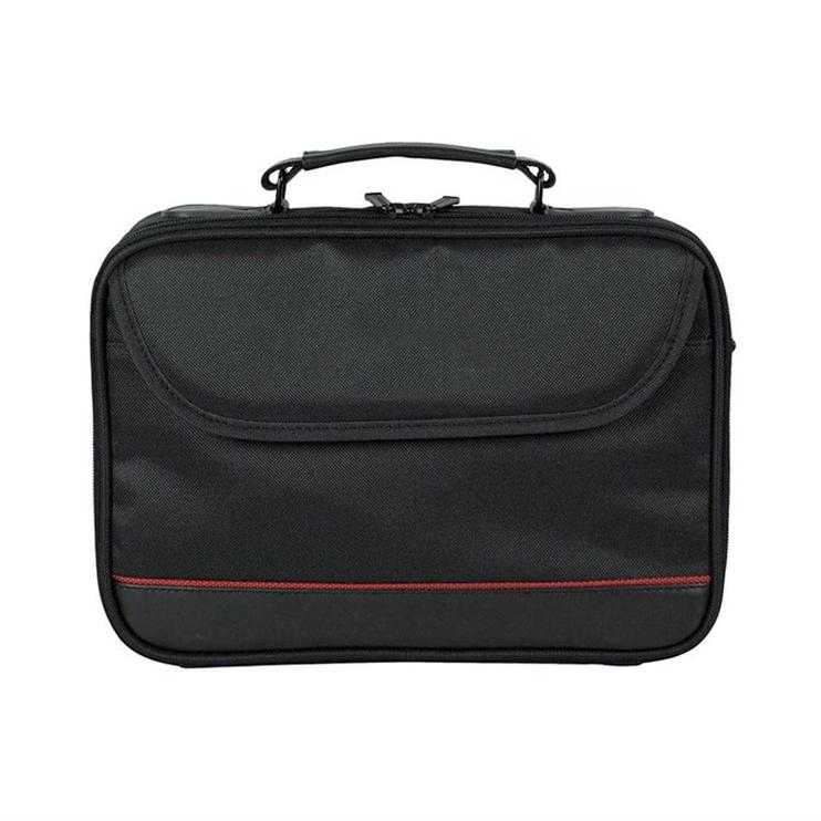 """Сумка для ноутбука Platinet Generosity 16"""" PTO16BG, черный/красный, 16″"""