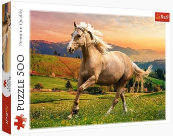 Trefl Puzzle Afternoon Gallop In The Sun 500pcs 37396