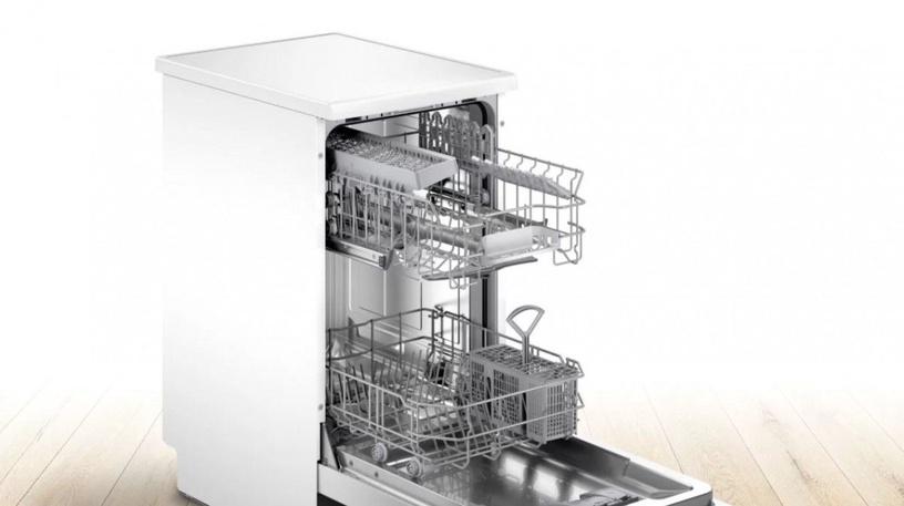 Trauku mazgājamā mašīna Bosch SPS2IKW04E White