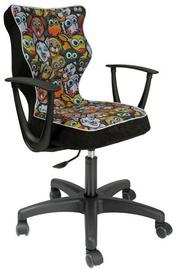 Entelo Childrens Chair Norm Size 5 ST28 Black