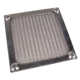 Ohne Hersteller Aluminum Fan Filter 120mm Silver