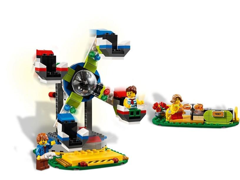 Konstruktorius LEGO® Creator 31095 Mugės karuselė