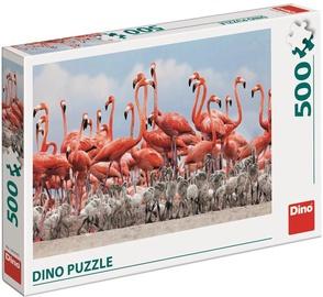 Dino Puzzle Falmingo 500pcs