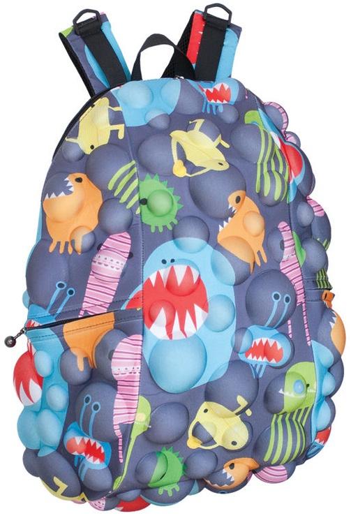 Kuprinė MadPax Bubble Full  Monsters On Grrray