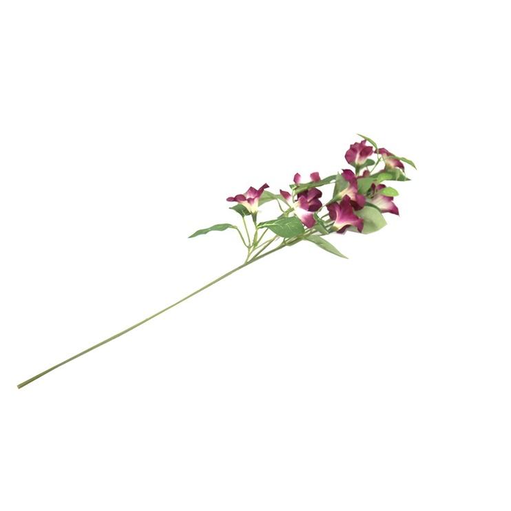 Искусственный цветок 336.30, красный