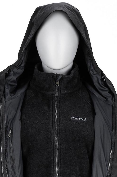 Marmot Womens Ramble Component Jacket Black M