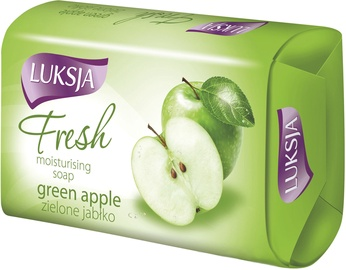 Luksja Fresh Green Apple Moisturising Soap 90g