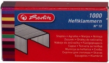 Herlitz Staples No.10 08760613 1000pcs
