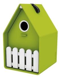 Emsa Landhaus Birdhouse 15x16x24cm Green