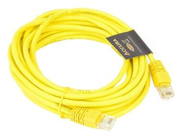 Accura Cable UTP Cat 5e RJ45 / RJ45 Yellow 5m