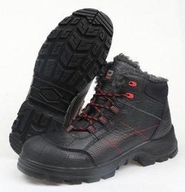 Ботинки Pesso, черный/красный, 45