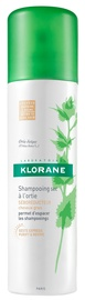 Sausas šampūnas Klorane With Nettle Tinted, 150 ml