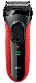 Braun Series 3 3030 Red + EN10