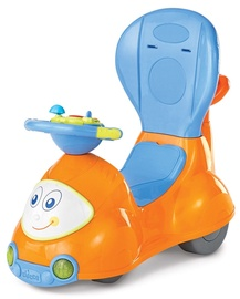 Chicco 4 In 1 Ride On Orange/Blue