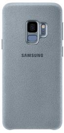 Samsung Alcantara Back Cover For Samsung Galaxy S9 Mint