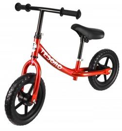 Balansinis dviratis Tesoro PL-8 Red Metallic