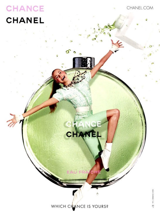 Parfüümid Chanel Chance Eau Fraiche 150ml EDT