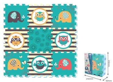 Žaislinis PVC kilimėlis - dėlionė, 3064