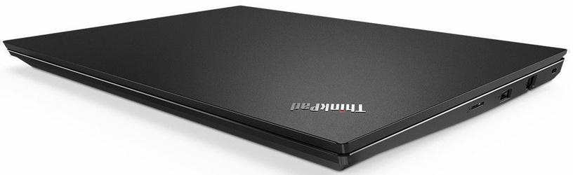 """Nešiojamas kompiuteris Lenovo ThinkPad E480 Black 20KN0078PB_8_256 PL Intel® Core™ i3, 8GB/256GB, 14"""""""