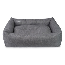 Amiplay Dog Cushion Palermo Grey Medium 68x56x18cm