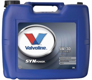 Valvoline SynPower MST C4 5w30 Engine Oil 20L