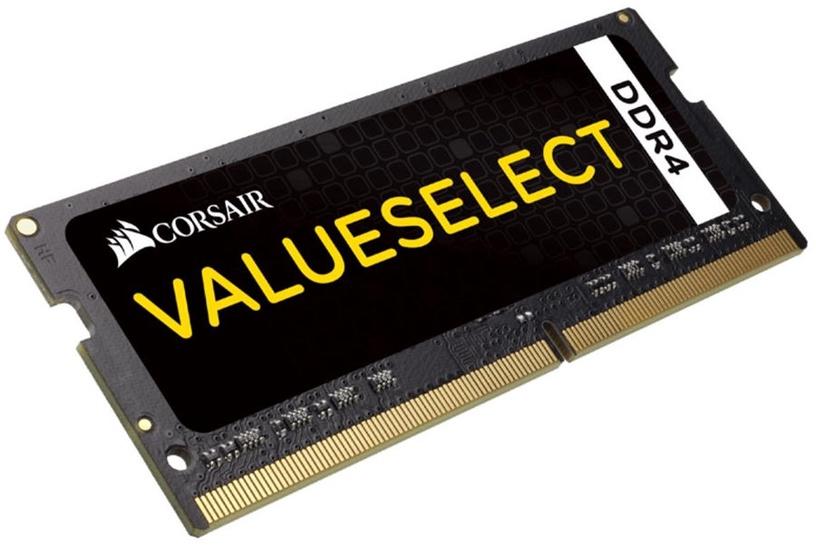 Operatīvā atmiņa (RAM) Corsair ValueSelect CMSO4GX4M1A2133C15 DDR4 (SO-DIMM) 4 GB