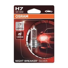 Automobilio lemputė Osram, 55 W, 12 V, H7, PX26D